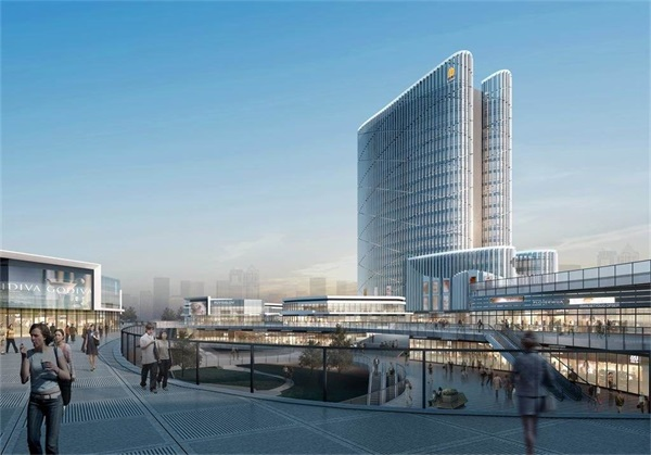 越秀地产5.9亿出售杭州商业房产债权