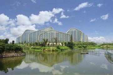白马湖生态创意�_杭州文创园区有哪些?_新华网_杭州文化创意园