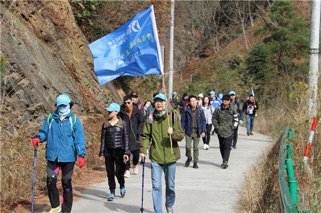 18公里徒步,邂逅桃源和传奇,感悟杭商徽商魂